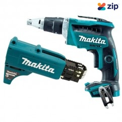 Makita DFS452ZX2 - 18V Cordless Brushless High Speed Screwdriver Skin