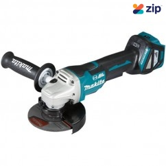 "Makita DGA517Z - 18V 125mm (5"") Cordless Brushless Paddle Switch Angle Grinder Skin Skins - Grinders Angle"