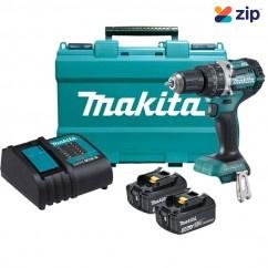 Makita DHP484SFE - 18V 3.0Ah Cordless Brushless Hammer Driver Drill Kit Drill Drivers