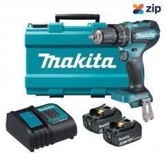 Makita DHP485SFE - 18V 13mm Brushless Hammer Driver Drill Kit Hammer Drills
