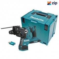 Makita DHR282ZJU- 36V (18Vx2) Mobile Brushless AWS 28mm SDS Plus Rotary Hammer with Case