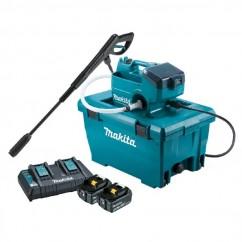 Makita DHW080PT2 - 36V (18Vx2) 5.0Ah Cordless Brushless Pressure Washer Combo Kit Combo Kits 18v
