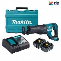 Makita DJR187RTE - 18V 5.0Ah 2-Speed Cordless Brushless Recipro Saw Kit Reciprocating Saws