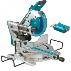 "Makita DLS111ZU - 18Vx2 260mm (10-1/4"") Cordless Brushless AWS Slide Compound Saw Skin Skins - Mitre Saws & Slide Compound"