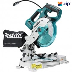 "Makita DLS600Z  - 165mm (6-1/2"") Cordless Compound Miter Saw Skin Skins - Mitre Saws & Slide Compound"