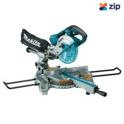 "Makita DLS714Z - 36V(18Vx2) 190MM (7-1/2"") Mobile Brushless Slide Compound Mitre Saw Skin Skins - Bandsaw"