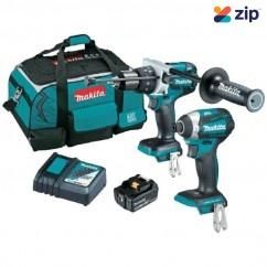 Makita DLX2176TX2 - 18V 5Ah Cordless Brushless 2 Piece Combo Kit Combo Kits 18v