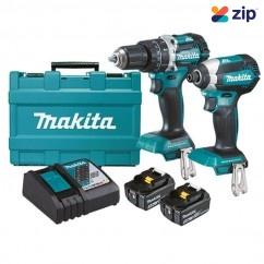 Makita DLX2180TX - 18V Cordless Brushless 2 Piece Combo Kit