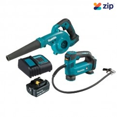 Makita DLX2428ST - 18V 2 Piece Christmas Special Combo Kit Blowers