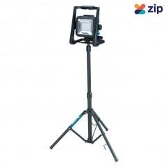 Makita DML805X1 - 18V / 240V 750LM Cordless Single LED Work Light Kit Lighting