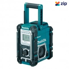 Makita DMR108 - 18V Bluetooth Jobsite Radio Skin Radios