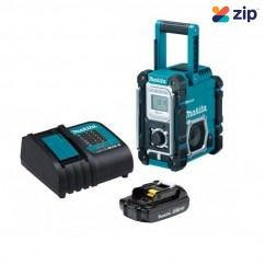 Makita DMR108SY - 18V 1.5Ah Bluetooth Jobsite Radio Combo Kit
