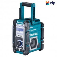 Makita DMR112 - 18V Digital Bluetooth Jobsite Radio Skin Radios