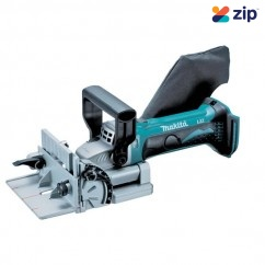 Makita DPJ180Z - 18V 20MM Cordless Plate Joiner Skin Biscuit Joiners