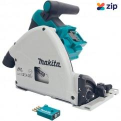Makita DSP601ZJU - 36V (18Vx2) 165mm Cordless Brushless AWS Plunge Cut Circular Saw Skin Skins - Circular Saws
