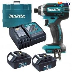 """Makita DTD152RFE - 18V Cordless Impact Driver Kit Cordless Impact Drivers 1/4"""" Hex"""