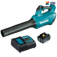 Makita DUB184ST - 18V 5.0Ah Cordless Brushless Blower Kit