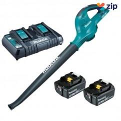 Makita DUB361PT2 - 36V (18V x 2) 5.0Ah Cordless Blower Kit Cordless Blowers