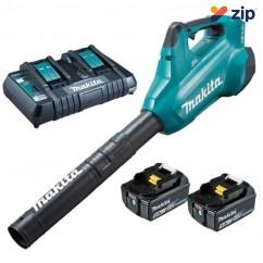 Makita DUB362PT2 - 36V (18V x 2) 5.0Ah Cordless Brushless Turbo Blower Kit Cordless Blowers