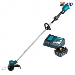 Makita DUR187LRM - 18V 300MM 4.0Ah Brushless Cordless Line Trimmer Kit Line Trimmers