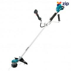 Makita DUR368AZ - 36V (18Vx2) Cordless Brushless U Handle Line Trimmer Skin