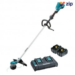 Makita DUR368LPT2 - 36V (18Vx2) Cordless Brushless Loop Handle Line Trimmer Kit  Line Trimmers