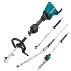 Makita DUX60ZPSH - 18Vx2 Cordless Brushless Power Head w/ Pole Saw & Hedge Trimmer Kit Hedge Trimmers