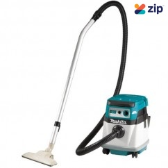 Makita DVC152LZ – 36V (18Vx2) Cordless Brushless Wet/Dry Dust Extraction Vacuum Skin Vacuums & Dust Extractors