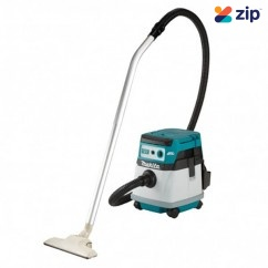 Makita DVC155LZX4 - 18Vx2 (36V) Cordless Brushless Wet/Dry Dust Extraction Vacuum Skin Vacuums & Dust Extractors