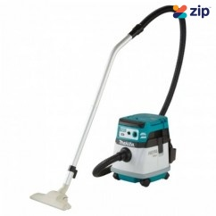 Makita DVC157LZX2 - 18Vx2 Cordless Brushless AWS Dust Extraction Vacuum Skin Vacuums & Dust Extractors