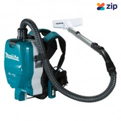 Makita DVC261ZX13 - 36V (18x2) Cordless Brushless Backpack Vacuum Skin Vacuums