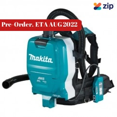 Makita DVC265ZXU - 36V (18Vx2) Brushless AWS Backpack Vacuum Skin Vacuums & Dust Extractors