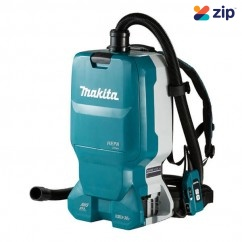 Makita DVC665ZXU - 18Vx2 (36V) AWS Cordless Brushless Backpack Vacuum Cleaner Skin Vacuums & Dust Extractors