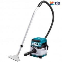 Makita DVC864LZ - 18Vx2 Cordless Brushless AWS Dust Extraction Vacuum Skin Skins - Vacuums