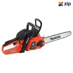 "Makita EA3201SR - 400mm (16"") 32cc 2 Stroke Limit Edition Red Petrol Chainsaw Petrol Chain Saw"