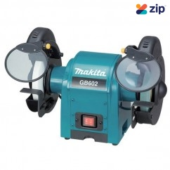Makita GB602 - 150mm Bench Grinder 240V Grinders - Bench