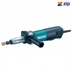 "Makita GD0801C - 240V 750W 6.35mm (1/4"") High Speed Die Grinder"