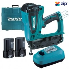 Makita GF600SE - Gas Finishing Nailer Kit Cordless Nail Guns
