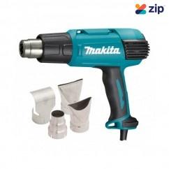 Makita HG6530VKIT - 240V 2000W 50-650°C Variable Heat Gun Kit Heat Guns