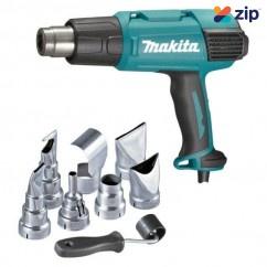 Makita HG6531CKIT - 240V 2000W 50-650°C Variable Heat Gun Kit Heat Guns