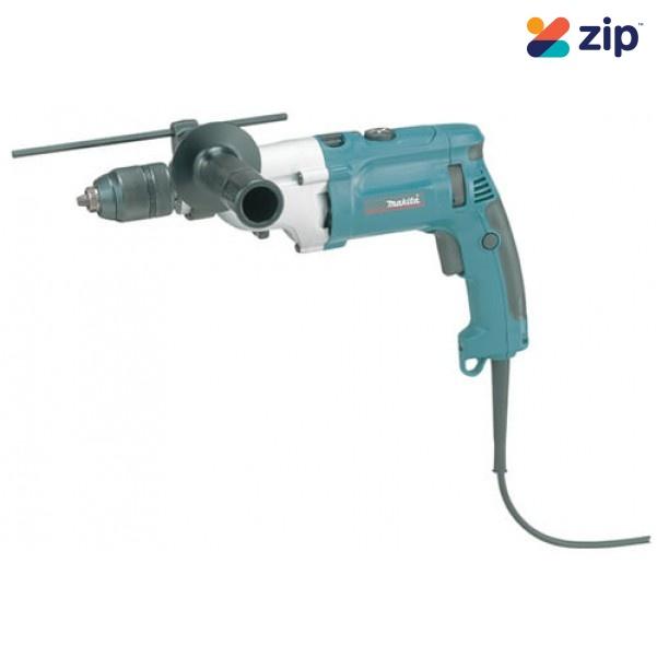 Makita HP2071F - 240V 20mm 2 Speed Impact Drill 240V Drills - Impact