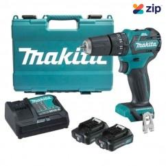Makita HP332DSAE - 12V Max Cordless Brushless Hammer Driver Drill Kit Cordless Drills