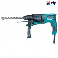 Makita HR2630 - 240V 800W 26mm 3 Mode SDS Rotary Hammer Drill  240V Rotary Hammers