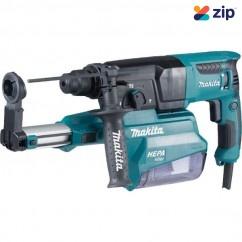 Makita HR2650 - 240V 800W 26mm SDS Plus Rotary Hammer