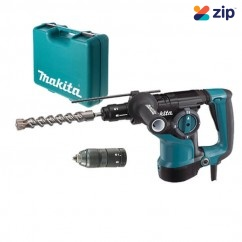 Makita HR2811FT - 240V 28mm Rotary Hammer 240V Rotary Hammers