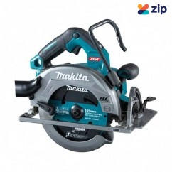 "Makita HS003GZ - 40V Max 185mm (7-1/4"") Brushless AWS* Circular Saw Skin Circular Saws"