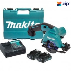 Makita HS301DSAE - 12V 2.0Ah 85mm Max Cordless Circular Saw Kit Cordless Circular Saws