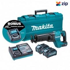 Makita JR001GM202 - 40V 4.0Ah Max Cordless Brushless Recipro Saw Kit Reciprocating Saws