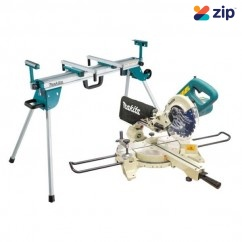 Makita LS0714-WST06 - 190mm Slide Compound Saw Skin & Mitre Saw Stand Combo Kit Oversized
