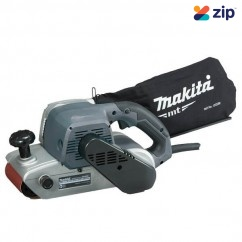 Makita M9400G - 100mm (4in) MT Series Belt Sander 240V Sanders - Belt